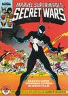 Cover for Secret Wars (Planeta DeAgostini, 1985 series) #8