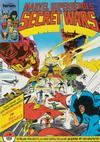 Cover for Secret Wars (Planeta DeAgostini, 1985 series) #9