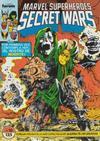 Cover for Secret Wars (Planeta DeAgostini, 1985 series) #10