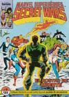 Cover for Secret Wars (Planeta DeAgostini, 1985 series) #11
