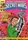 Cover for Secret Wars (Planeta DeAgostini, 1985 series) #12