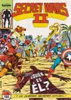 Cover for Secret Wars (Planeta DeAgostini, 1985 series) #13
