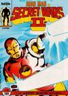 Cover for Secret Wars (Planeta DeAgostini, 1985 series) #17