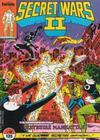 Cover for Secret Wars (Planeta DeAgostini, 1985 series) #18