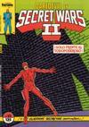 Cover for Secret Wars (Planeta DeAgostini, 1985 series) #22