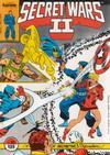 Cover for Secret Wars (Planeta DeAgostini, 1985 series) #25
