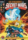 Cover for Secret Wars (Planeta DeAgostini, 1985 series) #28