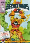 Cover for Secret Wars (Planeta DeAgostini, 1985 series) #36