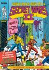 Cover for Secret Wars (Planeta DeAgostini, 1985 series) #38