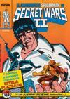 Cover for Secret Wars (Planeta DeAgostini, 1985 series) #40