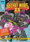 Cover for Secret Wars (Planeta DeAgostini, 1985 series) #43