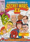 Cover for Secret Wars (Planeta DeAgostini, 1985 series) #48