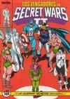 Cover for Secret Wars (Planeta DeAgostini, 1985 series) #50