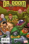 Cover for Doctor Doom and the Masters of Evil (Marvel, 2009 series) #1