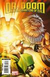 Cover for Doctor Doom and the Masters of Evil (Marvel, 2009 series) #3