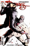 Cover for The Darkness (Image, 2007 series) #9 [Cover A by Jorge Lucas]