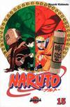 Cover for Naruto (Bonnier Carlsen, 2006 series) #15