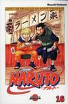 Cover for Naruto (Bonnier Carlsen, 2006 series) #16