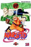 Cover for Naruto (Bonnier Carlsen, 2006 series) #18