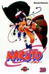Cover for Naruto (Bonnier Carlsen, 2006 series) #20