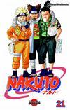 Cover for Naruto (Bonnier Carlsen, 2006 series) #21