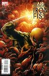Cover for The Immortal Iron Fist (Marvel, 2007 series) #23