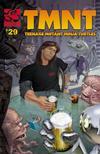 Cover for TMNT: Teenage Mutant Ninja Turtles (Mirage, 2001 series) #29