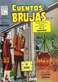 Cover Thumbnail for Cuentos de Brujas (Editora de Periódicos La Prensa S.C.L., 1951 series) #124