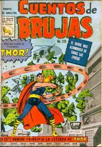 Cover Thumbnail for Cuentos de Brujas (Editora de Periódicos La Prensa S.C.L., 1951 series) #178