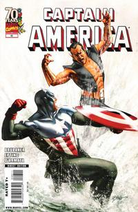 Cover Thumbnail for Captain America (Marvel, 2005 series) #46 [Direct Edition]