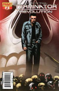Cover Thumbnail for Terminator: Revolution (Dynamite Entertainment, 2008 series) #2