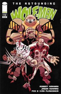 Cover Thumbnail for The Astounding Wolf-Man (Image, 2007 series) #12