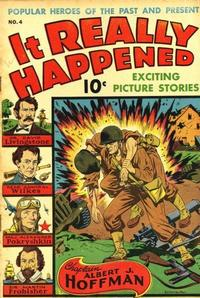 Cover Thumbnail for It Really Happened (Pines, 1944 series) #v2#1 (4)