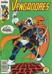Cover Thumbnail for Los Vengadores (Planeta DeAgostini, 1983 series) #17