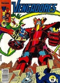 Cover Thumbnail for Los Vengadores (Planeta DeAgostini, 1983 series) #18