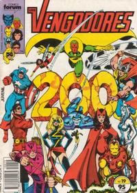 Cover Thumbnail for Los Vengadores (Planeta DeAgostini, 1983 series) #19
