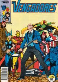 Cover Thumbnail for Los Vengadores (Planeta DeAgostini, 1983 series) #20