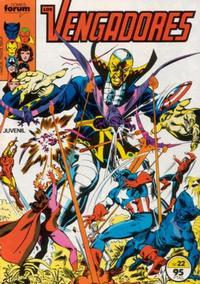 Cover Thumbnail for Los Vengadores (Planeta DeAgostini, 1983 series) #22