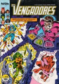 Cover Thumbnail for Los Vengadores (Planeta DeAgostini, 1983 series) #44