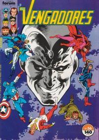 Cover Thumbnail for Los Vengadores (Planeta DeAgostini, 1983 series) #56