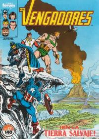Cover Thumbnail for Los Vengadores (Planeta DeAgostini, 1983 series) #57