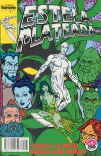 Cover Thumbnail for Estela Plateada (Planeta DeAgostini, 1989 series) #5