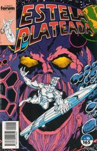 Cover Thumbnail for Estela Plateada (Planeta DeAgostini, 1989 series) #16