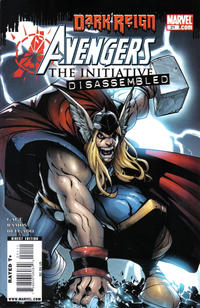 Cover Thumbnail for Avengers: The Initiative (Marvel, 2007 series) #21