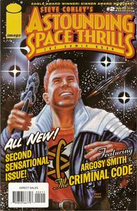 Cover Thumbnail for Astounding Space Thrills: The Comic Book (Image, 2000 series) #2