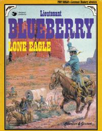 Cover Thumbnail for Lieutenant Blueberry (Egmont UK, 1977 series) #3 - Lone Eagle