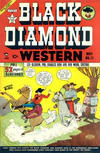 Cover for Black Diamond Western (Lev Gleason, 1949 series) #11