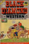 Cover for Black Diamond Western (Lev Gleason, 1949 series) #12