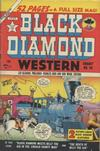 Cover for Black Diamond Western (Lev Gleason, 1949 series) #20