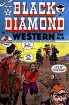 Cover for Black Diamond Western (Lev Gleason, 1949 series) #33